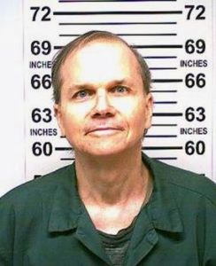 Mark David Chapman Mugshot